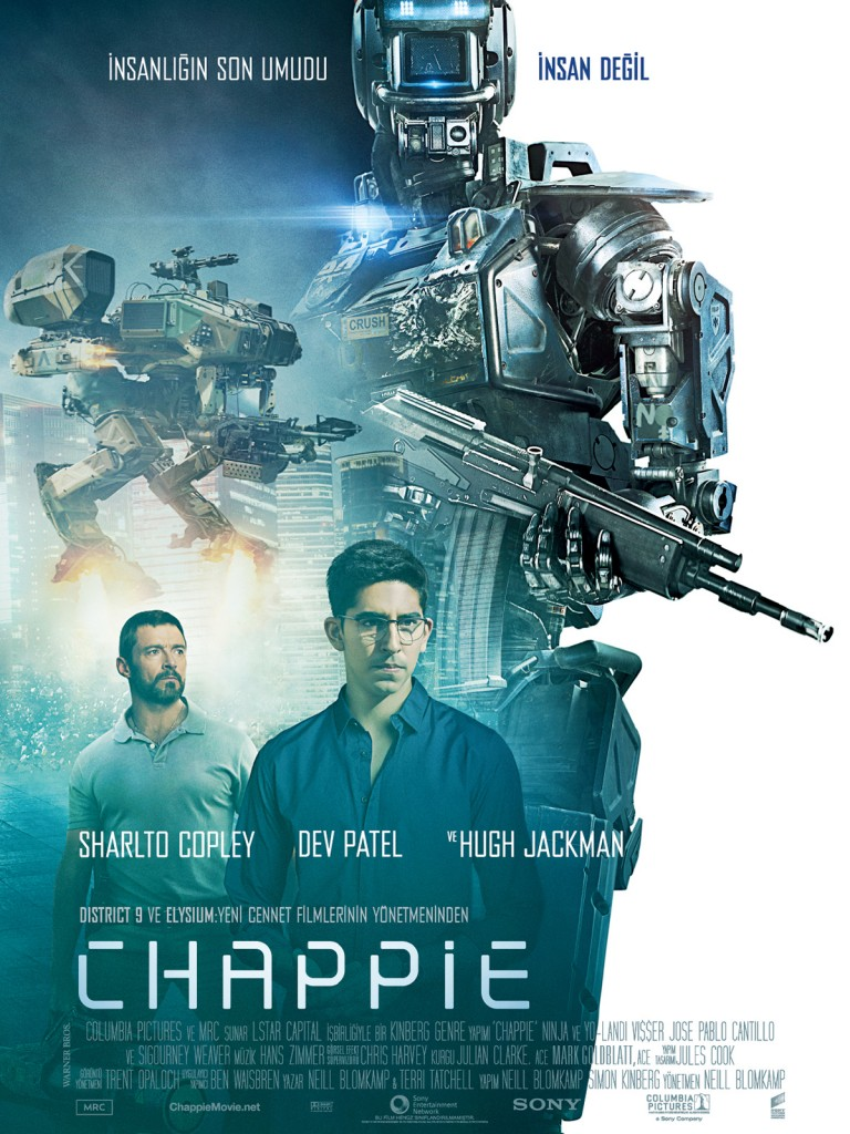 Box Office : Chappie derrière American Sniper au top 10 des entrées France semaine. 1 million de spectateurs pour Timbuktu