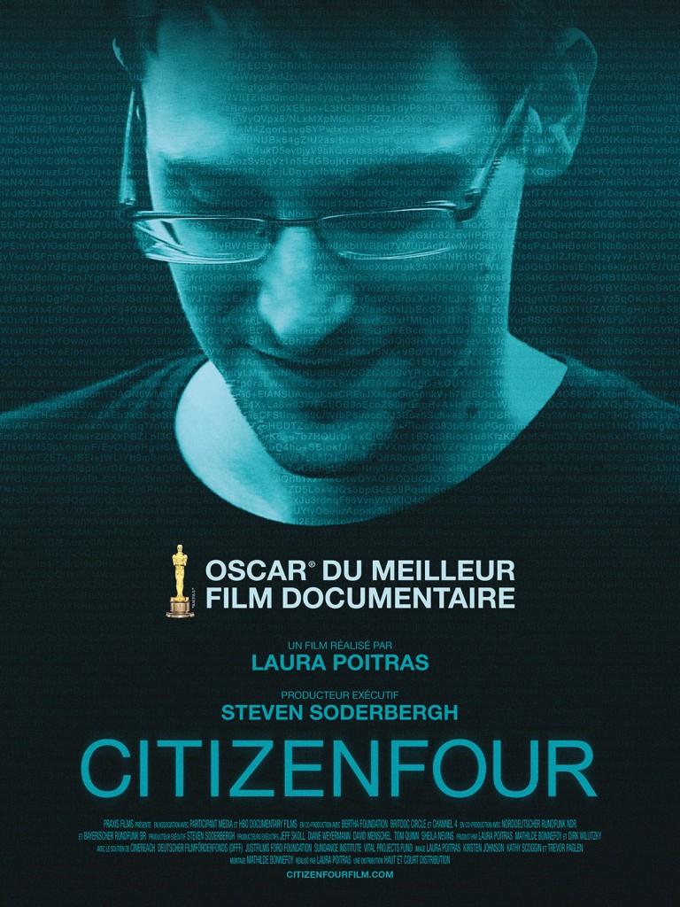 [Critique] « Citizenfour » de Laura Poitras. L'affaire Edward Snowden filmée de l'intérieur dans un incroyable documentaire