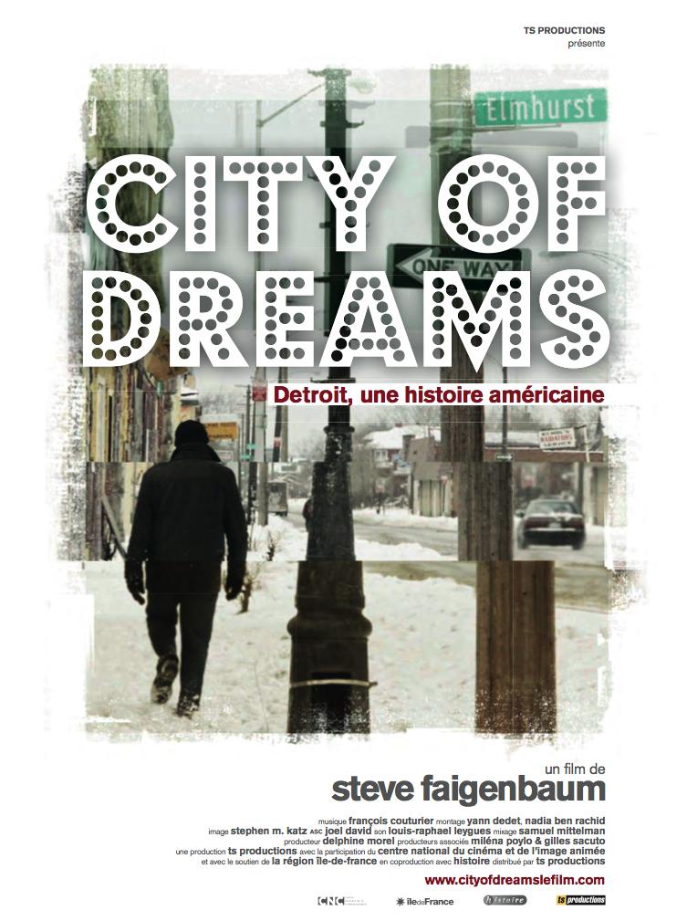 [Critique] DVD « City of Dreams » de Steve Faigenbaum. Émouvant documentaire familial sur la ville de Détroit