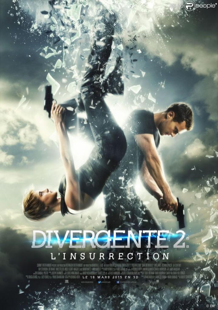 Box Office France : 1.2 million d'entrées pour Divergente 2 leader du top 10 devant Un Homme Idéal