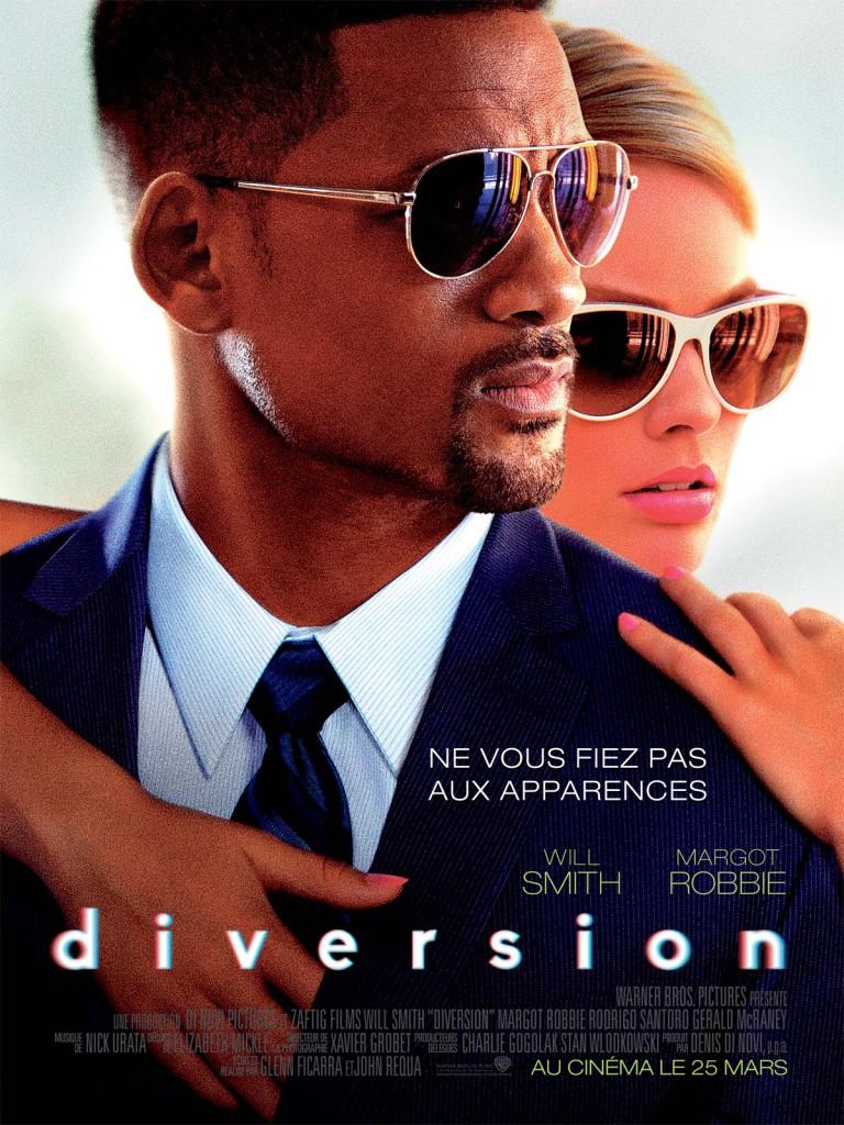 [Critique] « Diversion » Will Smith revient dans une comédie d'arnaque formatée pleine de savoir-faire