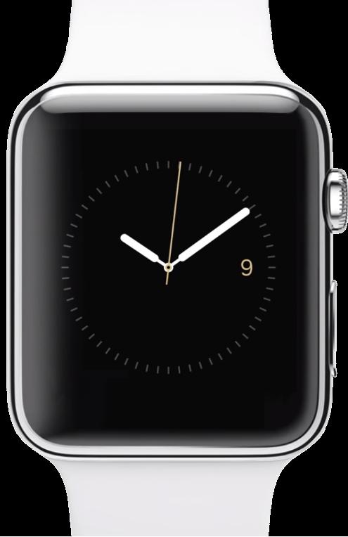 Iwatch, la montre qui donne l'heure ?