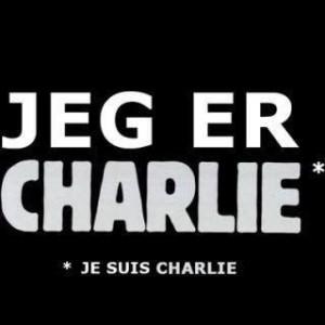 jeg er charlie$