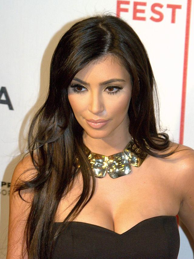 Kim Kardashian, parolière dans l'âme