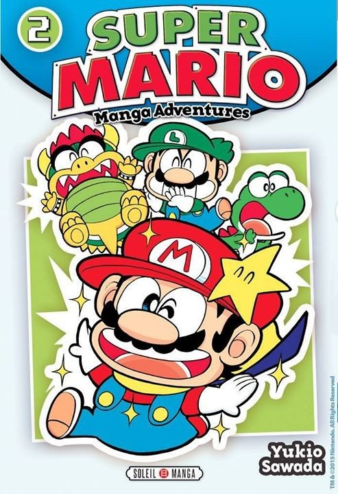 « Super Mario : Manga Adventures » Tome 2