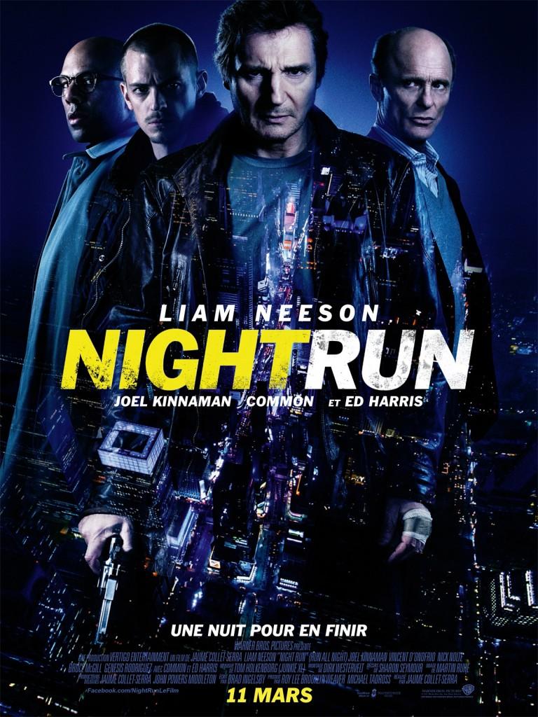 [Critique] « Night Run » Liam Neeson retrouve Jaume Collet-Serra une fois de trop
