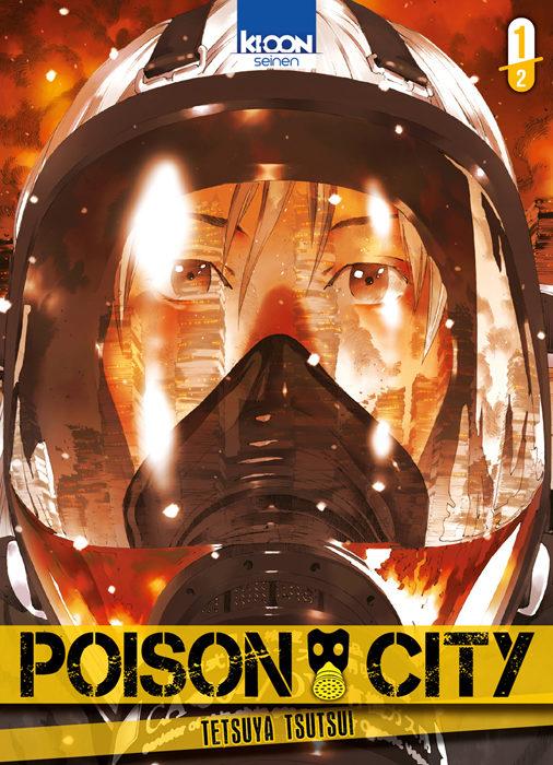 Poison City Tome 1 : Un mal insidieux