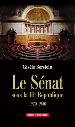 «le Sénat», une oeuvre importante de Gisèle Berstein