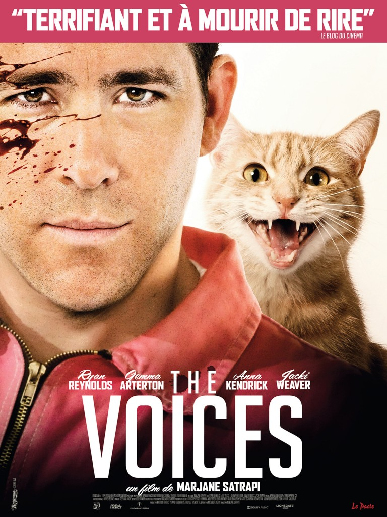 [Critique] « The Voices » Marjane Satrapi transforme Ryan Reynolds en sérial killer au pays de Candy