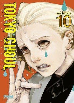 «Tokyo Ghoul» Tome 10 : La tourmente de Ken