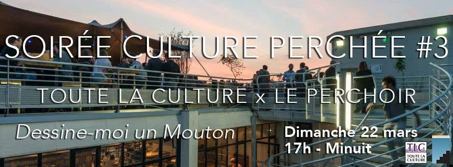 L'agenda culture du 16 mars