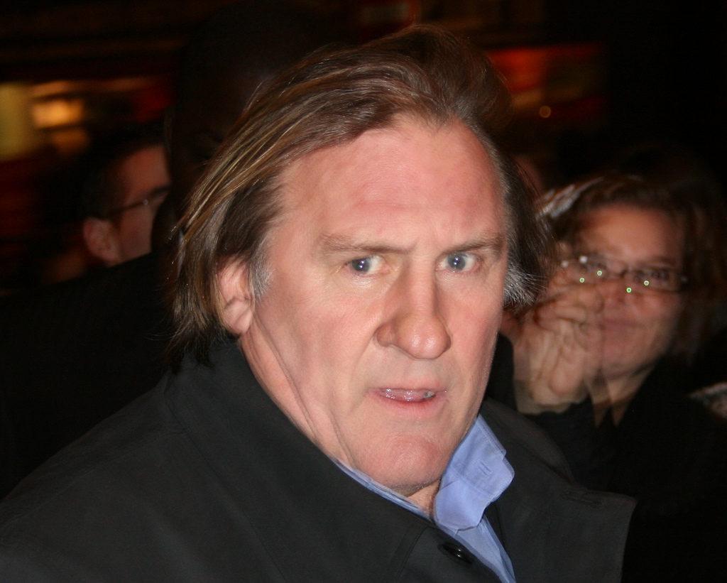 Vladimir Poutine produira un film avec Gerard Depardieu en 2017