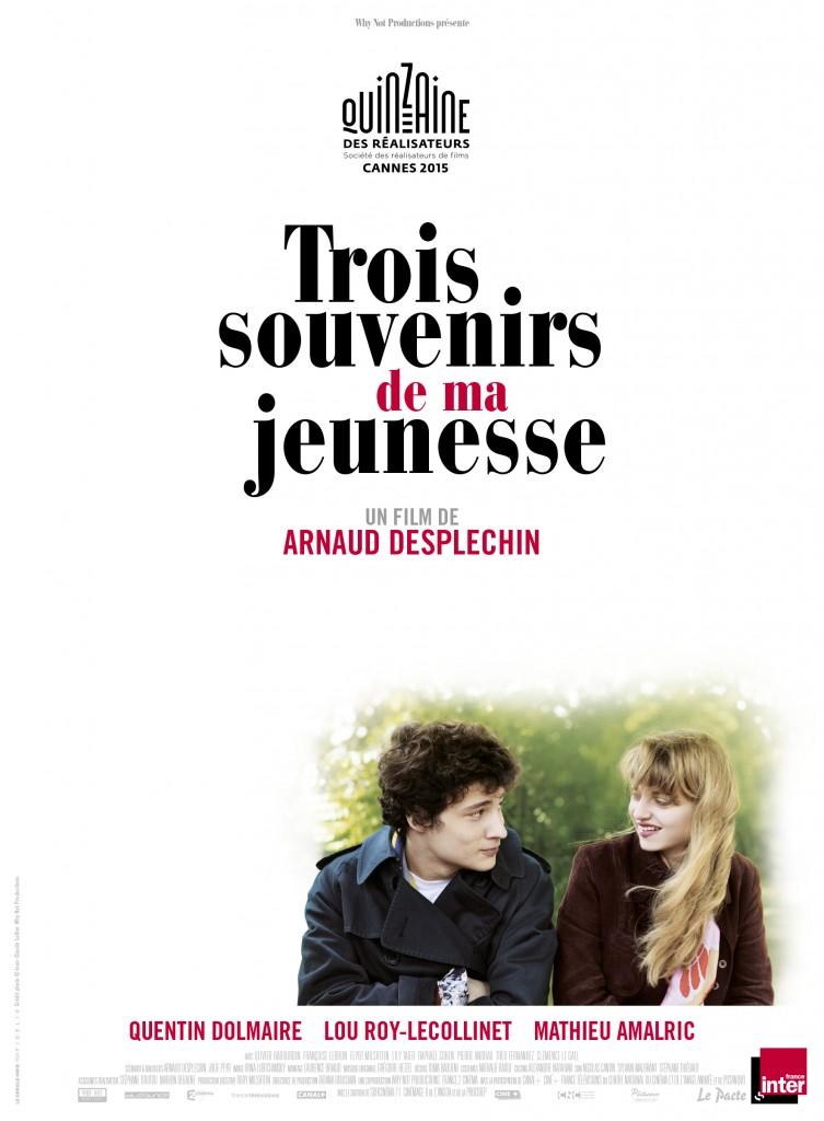Gagnez 5×2 places pour le film « Trois souvenirs de ma jeunesse » d'Arnaud Desplechin