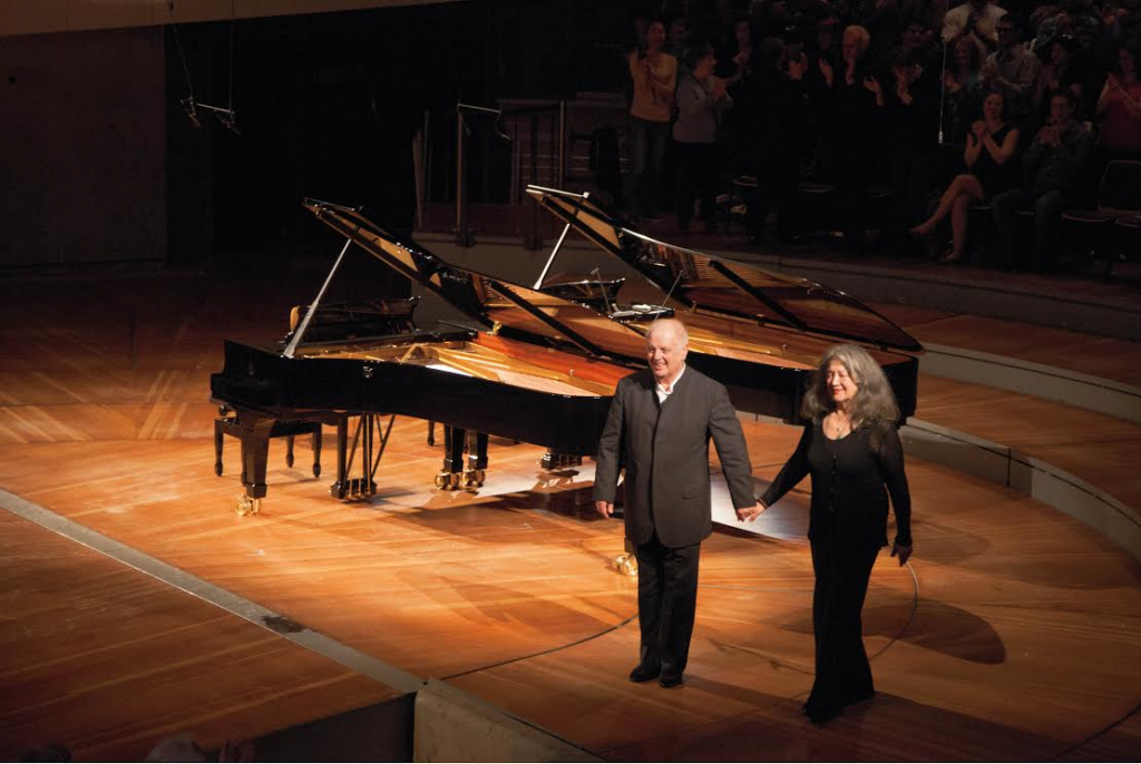 [Live-report] Barenboim, Argerich et le Staatskapelle Berlin à la Philharmonie : magique (23/04/2015)