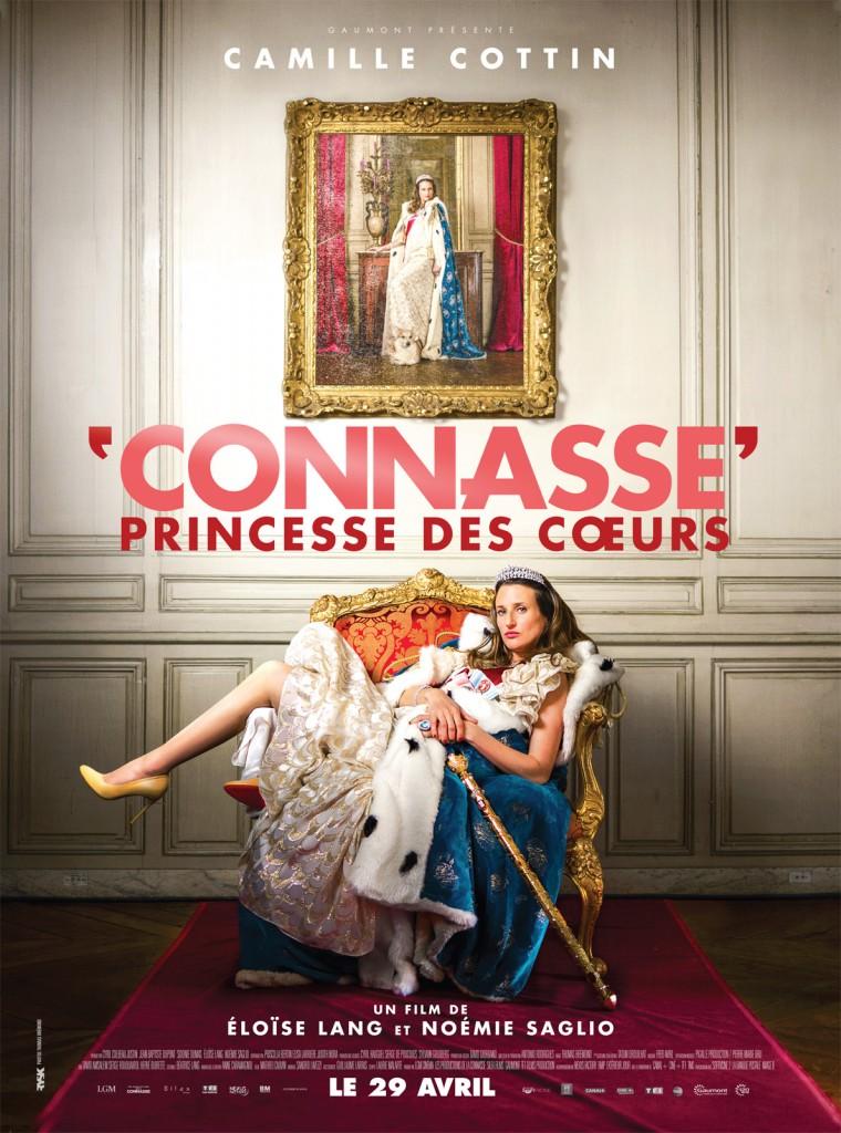 [Critique] « Connasse Princesse des cœurs » : Camille Cottin réussit un film aussi efficace que la série de Canal +
