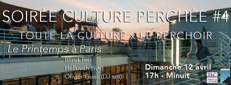 To see in Paris (April, 6th)