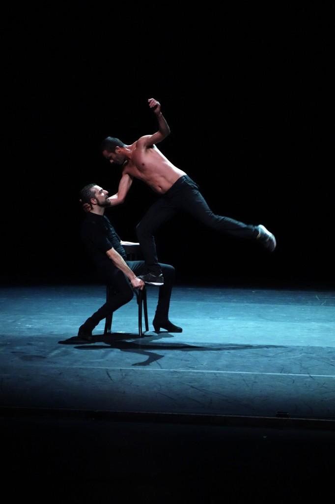 «Rencontre» entre Andrés Marín et Kader Attou au Théâtre Les Gémeaux
