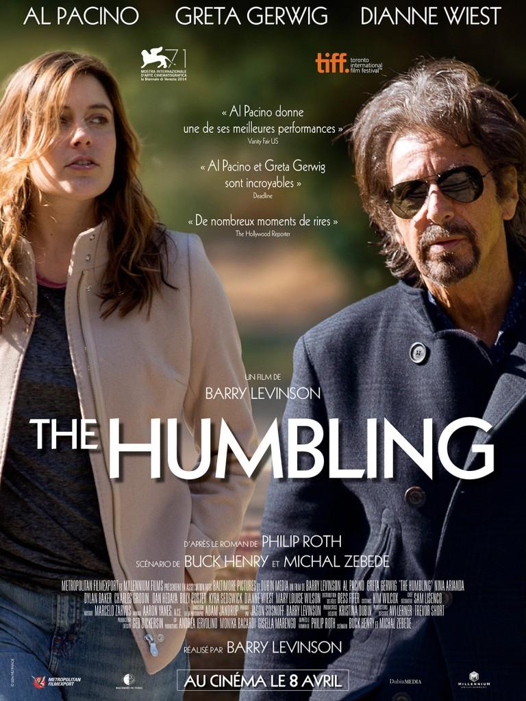 [Critique] « The Humbling » de Barry Levinson. Al Pacino se fait plaisir dans une comédie noire inégale