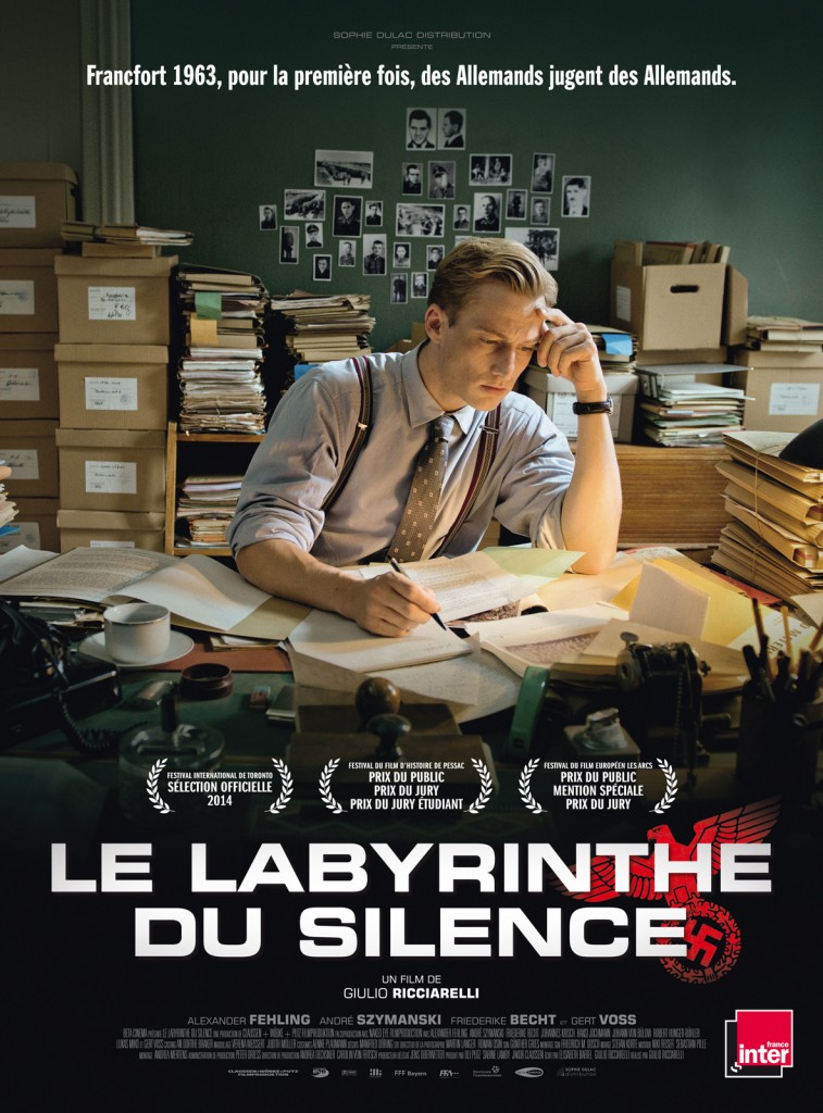 [Critique] « Le Labyrinthe du silence »: thriller historique puissant retraçant l'enquête sur Auschwitz et le procès de Francfort