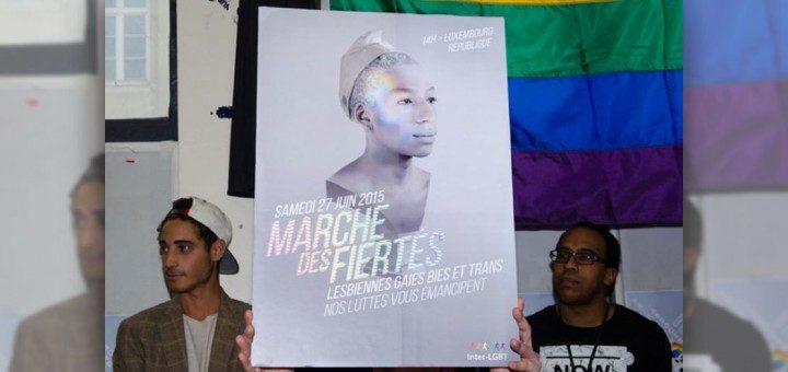 L'affiche de l'Inter-LGBT taxée de raciste