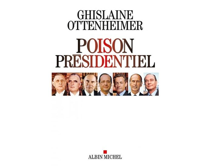 «Poison présidentiel» : Ghislaine Ottenheimer critique la cour du Président de la République