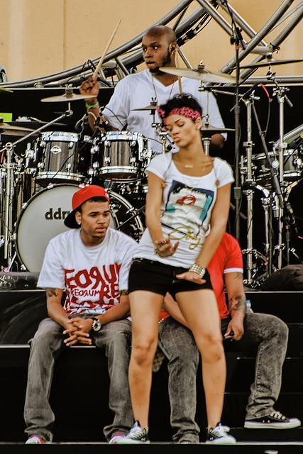 Rihanna Qui est son nouveau mec (Photos)