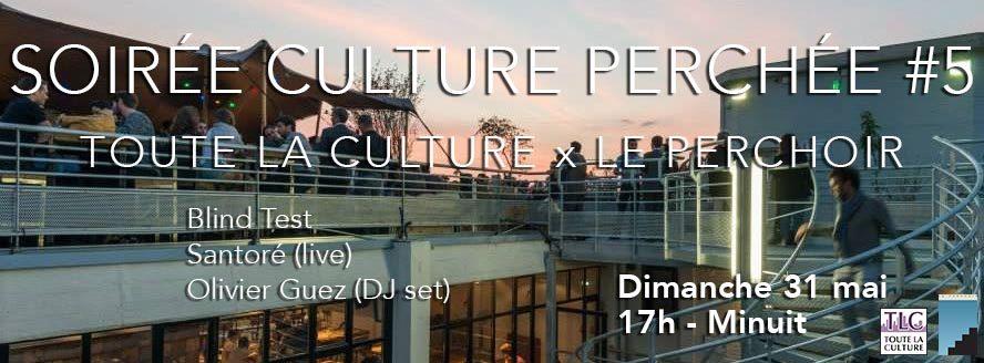 L'agenda culture de la semaine du 25 mai