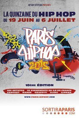 Paris Hip Hop 2015: un festival d'énergies, un combat artistique