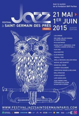 [Jazz à Saint Germain] Rhoda Scott et Emmanuel Djob à l'Eglise Saint-Sulpice
