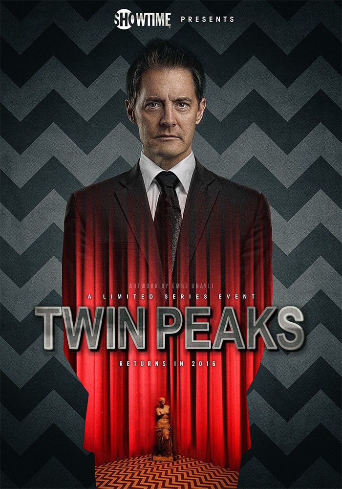 David Lynch annonce le retour de Twin Peaks