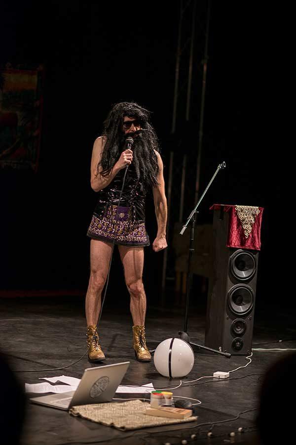 Farid Fairuz, une singulière découverte aux Rencontres Chorégraphiques de Seine-Saint-Denis