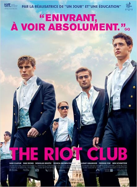 [Critique DVD] « The Riot Club », une immersion en demi-teinte au cœur d'une fraternité dorée d'Oxford
