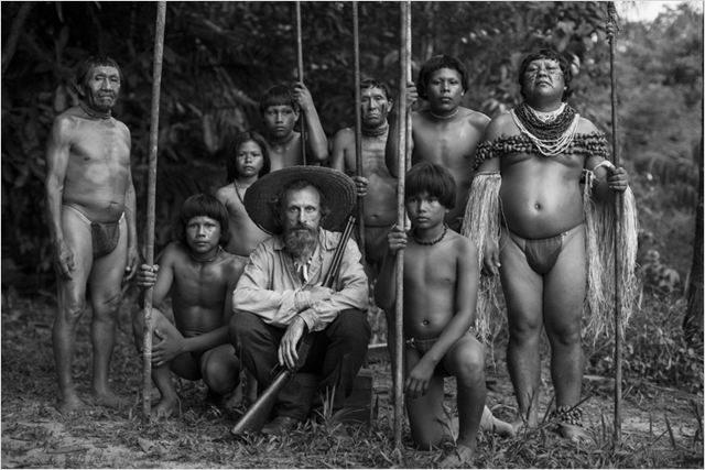 [Quinzaine Des Réalisateurs] « El Abrazo de la serpiente » : belle expédition onirique dans la jungle amazonienne