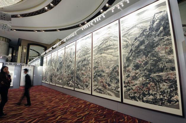 Ruzhuo Cui, spéculation ou nouvelle coqueluche de l'art chinois ?