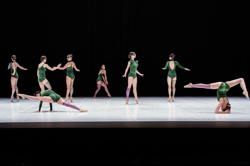 Chaignaud, Bengolea, Forsythe, le post classicisme s'empare du Ballet de Lorraine