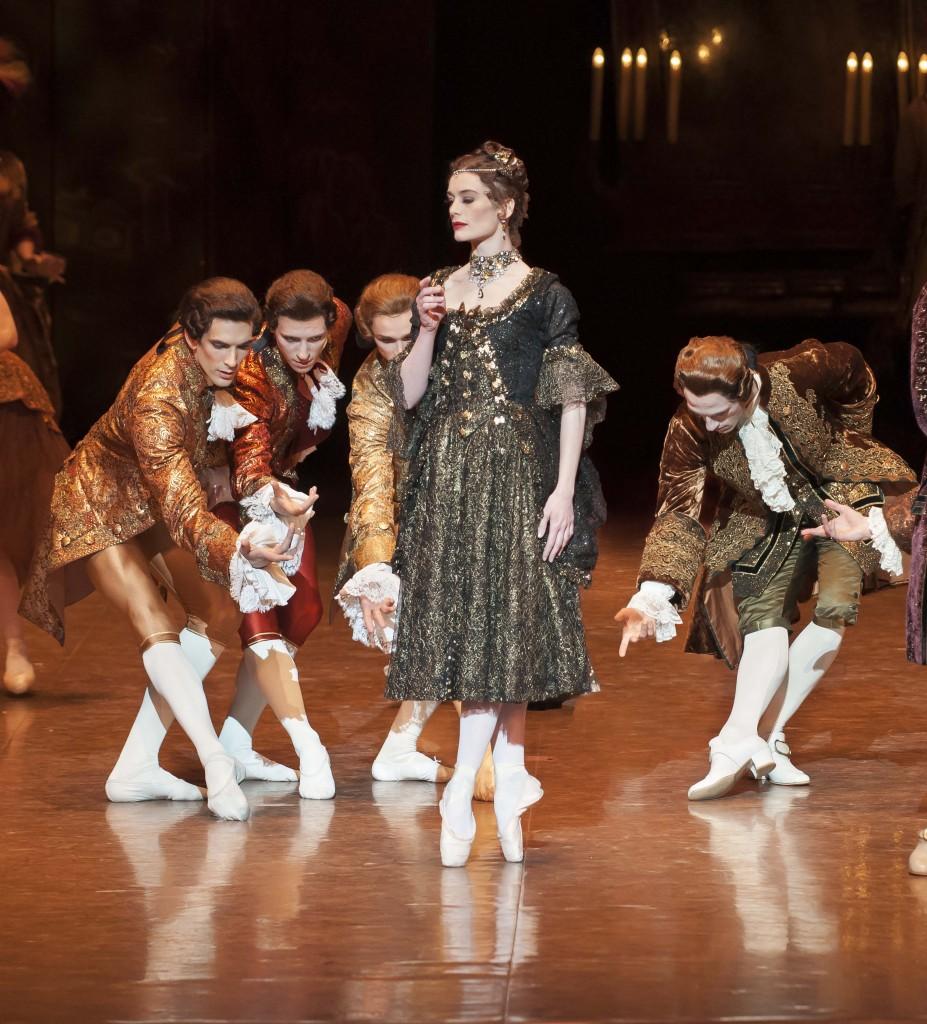«L'histoire de Manon» à Garnier : le dernier ballet de l'étoile Aurélie Dupont