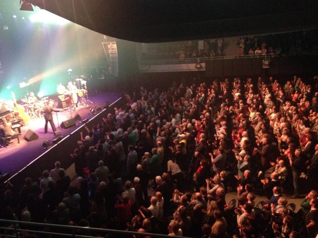 Jazz sous les Pommiers : Show must go on