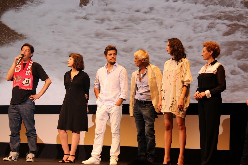 Cannes, jour 6 : Moodoïd, Stéphane Brizé fort sur «La loi du marché», les aventures de «Vice-Versa» et des «Cowboys» pas percutants