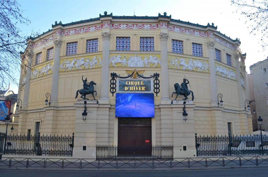 Cirque d'Hiver Bouglione de Paris