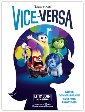 [Critique] « Vice Versa » Pixar retrouve son ambition dans un film d'animation ultra créatif. Du grand cinéma