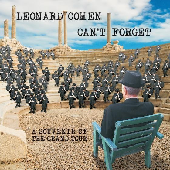 Léonard Cohen : les titres inédits de son nouvel album live