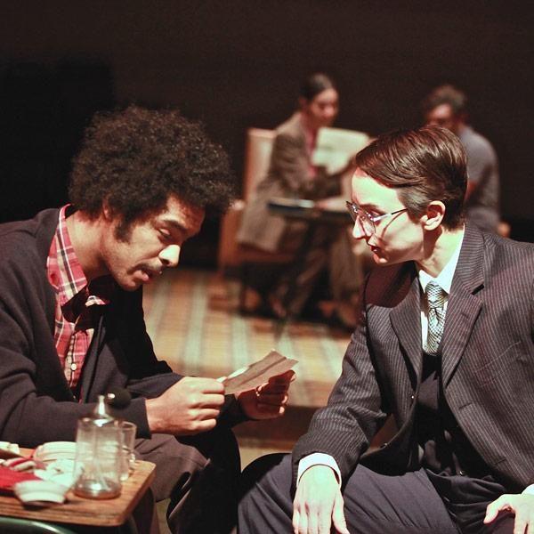 «Les optimistes», le chef d'oeuvre du Théâtre Majâz est au TGP