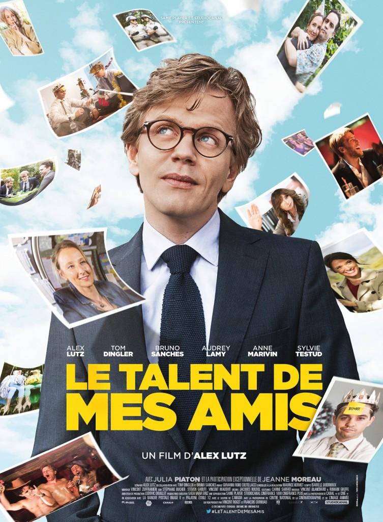 [Critique] « Le talent de mes amis » : Alex Lutz réalise une comédie existentielle très maladroite.