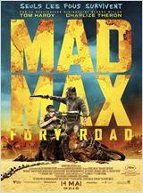 Box Office France : 900.000 entrées pour Mad Max Fury Road de George Miller. Joli succès de la Tête Haute avec Catherine Deneuve