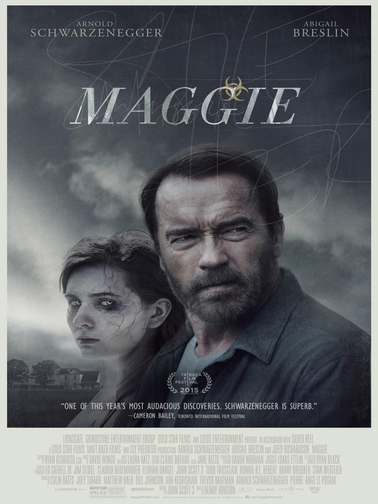 [Critique] « Maggie » : Arnold Schwarzenegger dans un improbable mélodrame zombie d'Henry Hobson