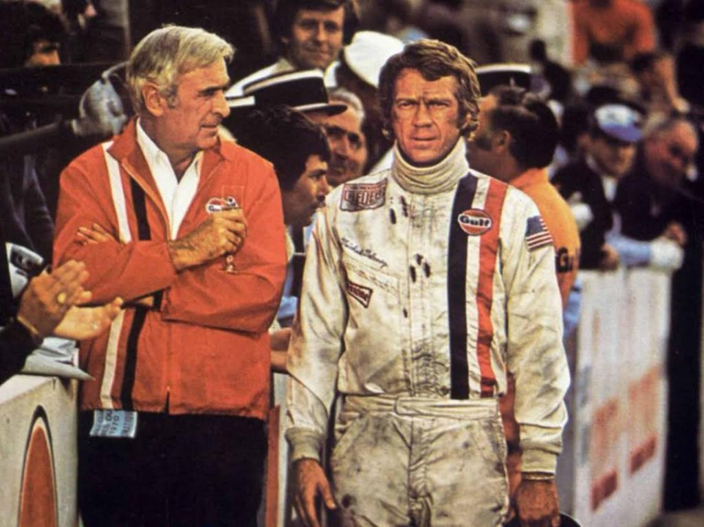 [Cannes Classics] « The Mans and le Mans » : Ego in the driving seat, by Steve McQueen