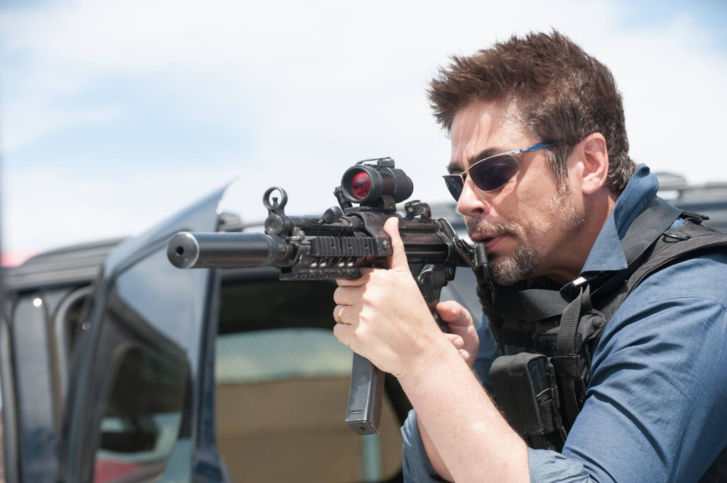 [Compétition] « Sicario » by Denis Villeneuve : an allegory of the power of Paper