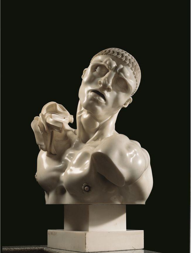 Adolfo Wildt, redécouverte monumentale d'un grand sculpteur symboliste italien à l'Orangerie