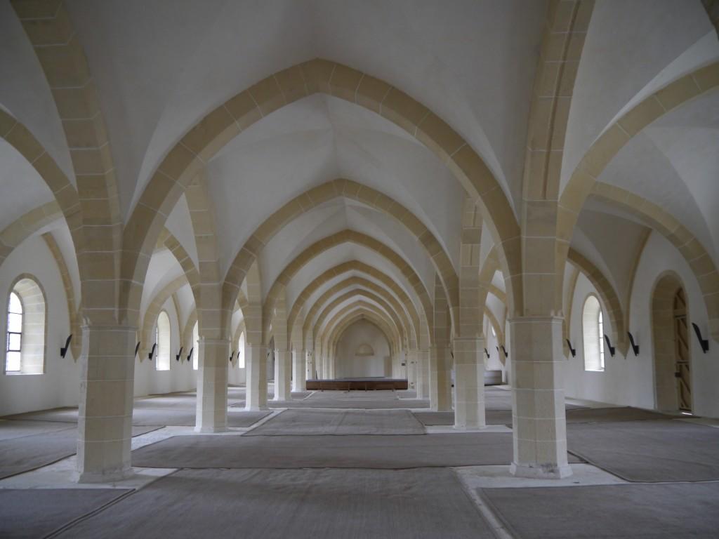 Le département de l'Aube célèbre les 900 ans de l'abbaye de Clairvaux