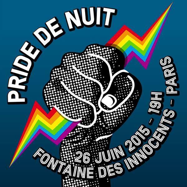 La «Pride de Nuit» s'installe à Paris
